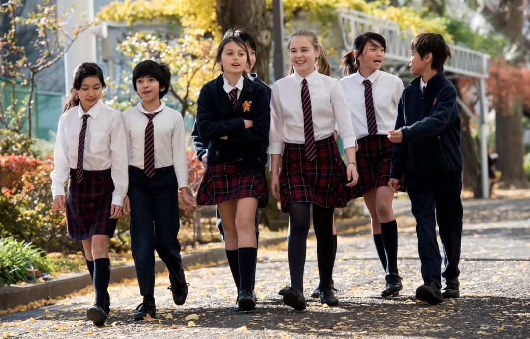 School Uniform - The British School in Tokyo