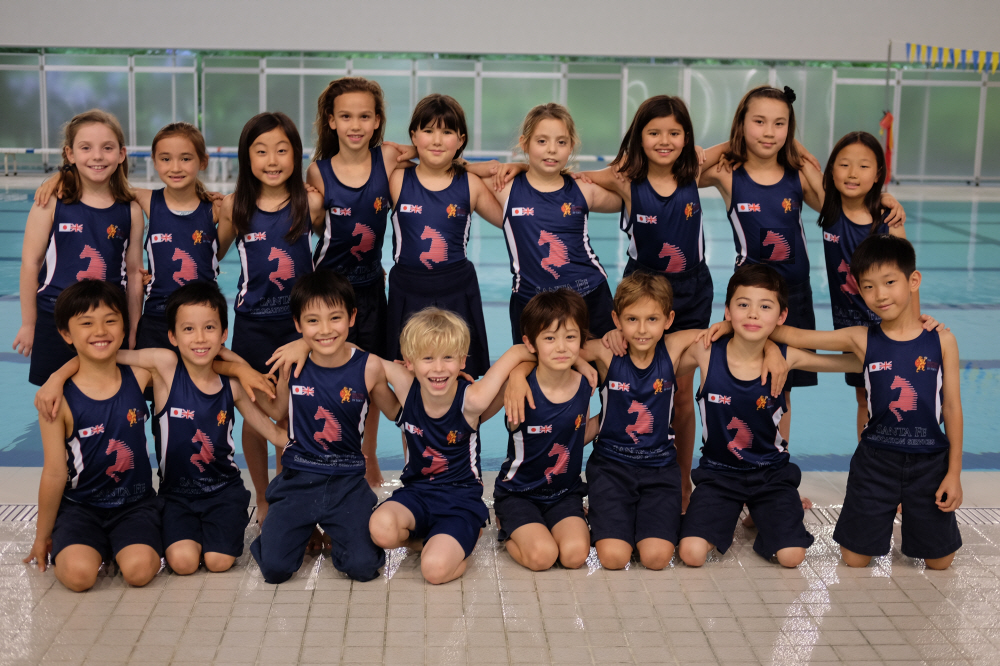 BST Junior Swimmers